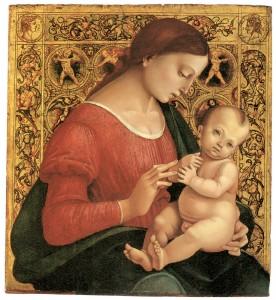 Concerto HC 14.12.2013 - Luca Signorelli - Madonna col Bambino - c. 1505