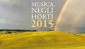 musica negli horti 2015